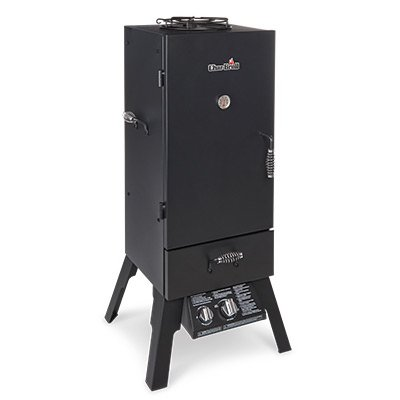 Char-Broil-12701705-DI-Vertical-LP-Smoker-6612-Cu-In-Cooking-Space-45-In-High