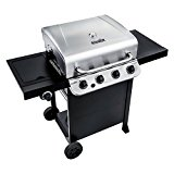 Char-Broil-463376017-Performance-4-Burner-Cart-Gas-Grill-Stainless-Steel