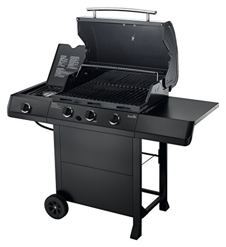 Char Broil Classic 420 3 Burner Gas Grill Barbecue