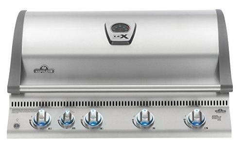 Napoleon-BILEX605RBIPSS-Built-in-Propane-Gas-Grill