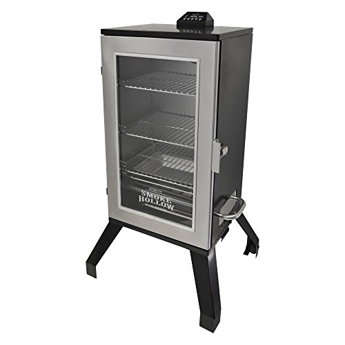 Smoke Hollow 30 In Digital Electric Smoker With Window