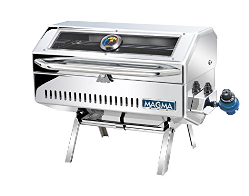 Magma-Products-A10-918-2GS-Newport-2-Infra-Red-Gourmet-Series-Gas-Grill-Polished-Stainless-Steel
