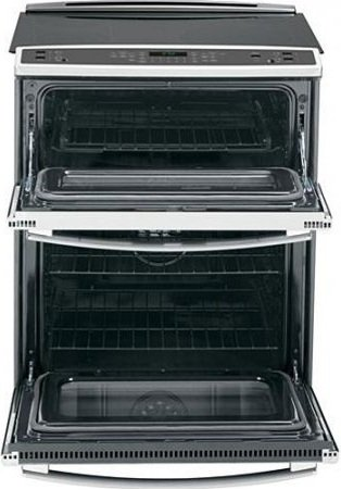 GE-PS950SFSS-30-66-cu-ft-Capacity-Slide-In-Double-Oven-Electric-Range-In-Stainless-Steel