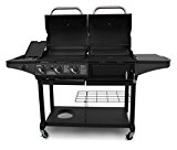 Char-Broil-463714514-CharcoalGas-1010-Grill-Combo
