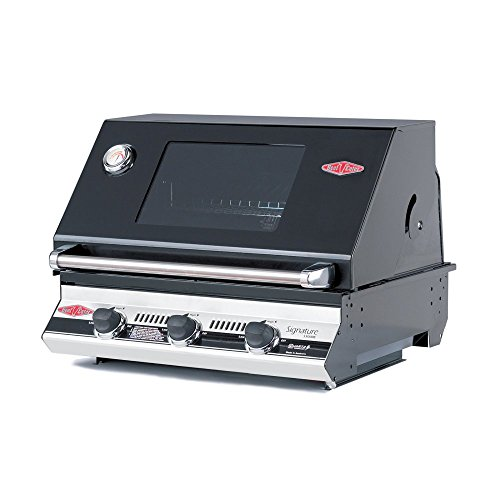 BeefEater-19932-Signature-3000E-3-Burner-Built-in-BBQ-Grill