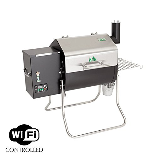 Green-Mountain-Grills-Davy-Crockett-Pellet-Grill-WIFI-enabled
