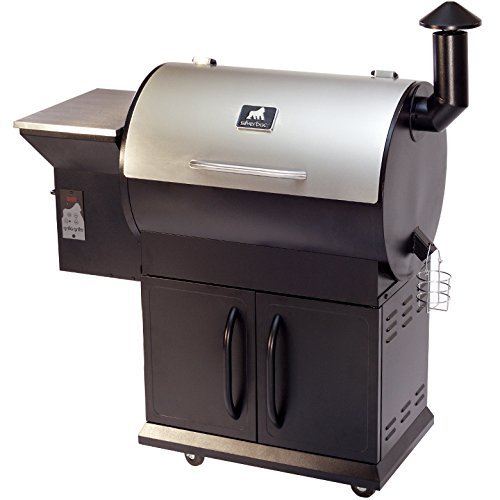 Grilla-Grills-Silverbac-Wood-Pellet-Grill-with-Digital-Controls