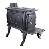 US-Stove-EPA-Certified-Cast-Iron-Logwood-Stove