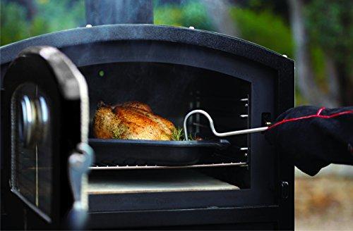Alfresco Home 82 1003 Fornetto Alto Wood Fired Oven