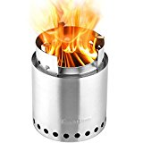 Solo-Stove-Campfire-4-Person-Compact-Wood-Burning-Camp-Stove-for-Backpacking-Camping-Survival-Burns-Twigs-NO-Batteries-or-Liquid-Fuel-Gas-Canister-Required