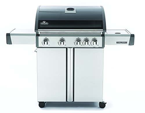 Napoleon-T495SBNK-Triumph-Natural-Gas-Grill-with-4-Burners-Black-and-Stainless-Steel