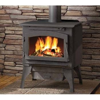 Timberwolf 2100 Economizer Epa Wood Burning Stove With Leg