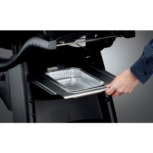 Weber 57060001 Q3200 Liquid Propane Grill Barbecue