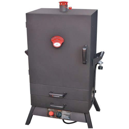 Wide-2-drawer-38-inch-Vertical-Gas-Smoker-from-Landmann