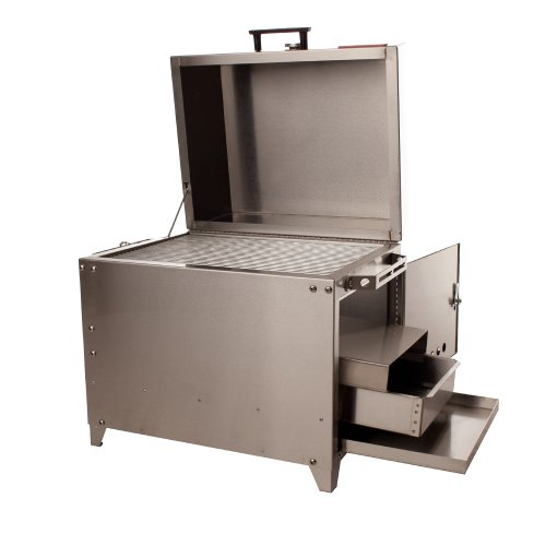 Hasty Bake 380 Ranger Stainless Steel Charcoal Grill