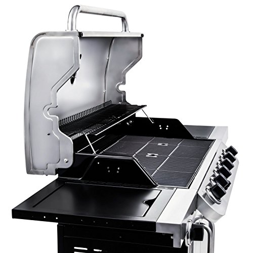 Char Broil Performance 6 Burner Cabinet Gas Grill