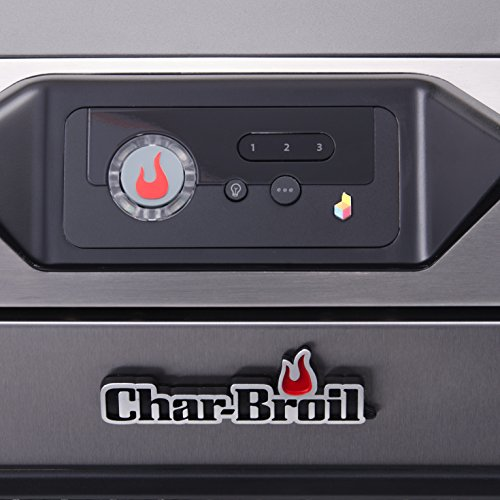 Char Broil Connected Electric Smoker Barbecue Smokers