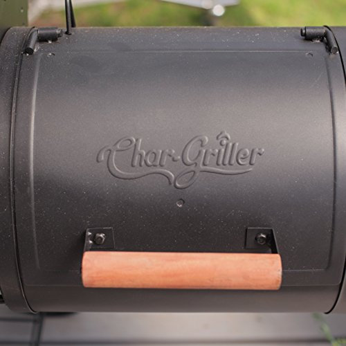 Char Griller Smokin Wrangler Grill Barbecue Smokers And