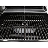 Dyna-Glo-DGB730SNB-D-2-Burner-Stainless-Steel-Gas-and-Charcoal-BBQ-Grill