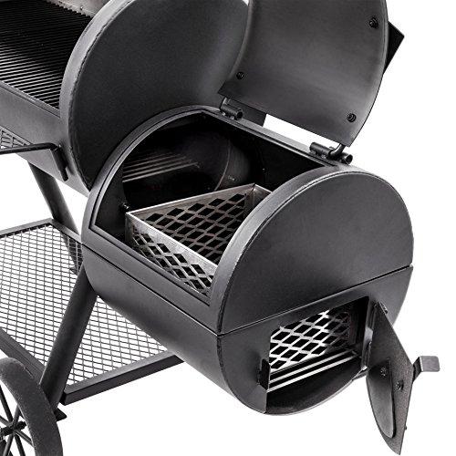 Oklahoma Joe S Highland Reverse Flow Smoker Barbecue