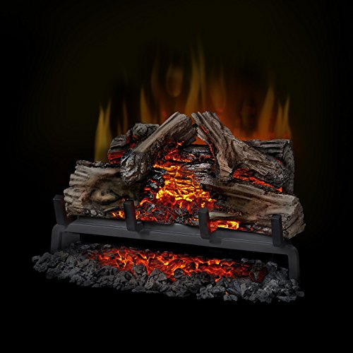 Napoleon Woodland Electric Fireplace Log Set Barbecue