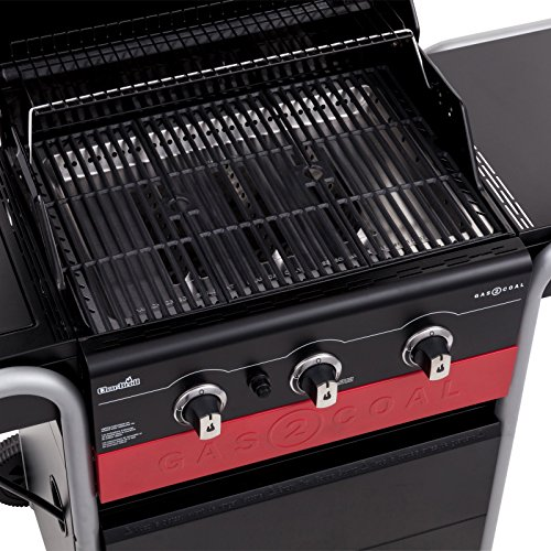 Char Broil Gas2coal 3 Burner Gas And Charcoal