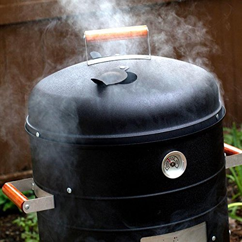 Southern Country 2 In 1 Electric Water Smoker Grill Barbecue Smokers