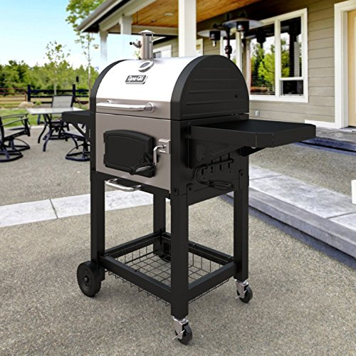 Dyna Glo Heavy Duty Charcoal Grill With Cast Iron Grates