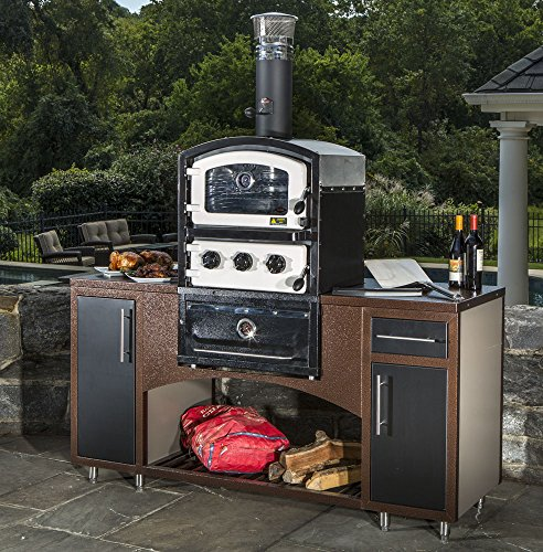 Alfresco Home 82 1003 Fornetto Alto Wood Fired Oven