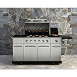Kenmore-6-Burner-Stainless-Steel-Gas-Grill-with-Front-Storage