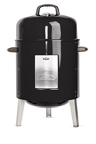 Masterbuilt 20060416 Charcoal Bullet Smoker Barbecue