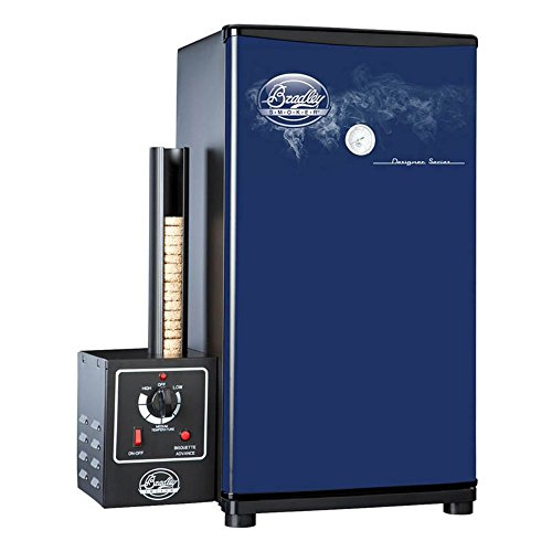Bradley-Smoker-Blue-Designer-Series-Smoker