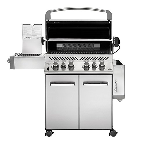 Napoleon Grills Prestige Pro 665 With Infrared Rear