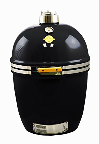 Grill-Dome-Infinity-Series-Ceramic-Kamado-Charcoal-Smoker-Grill