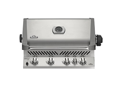 Napoleon-BIP500RBNSS-Built-In-Prestige-Natural-Gas-Grill-Stainless-Steel