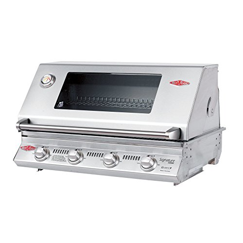 BeefEater-12840S-4-Burner-Built-In-Gas-Grill