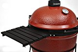 Kamado-Joe-BJ24RH-Big-Joe-Grill-Red