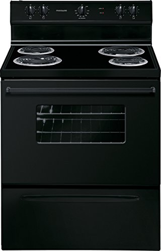 Frigidaire-FFEF3005MB-30-Freestanding-Electric-Range-with-4-Coil-Elements-in-Black