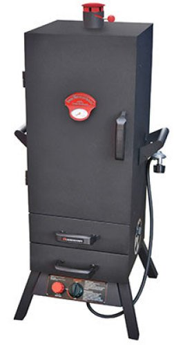 Landmann-USA-38-Two-Drawer-Vertical-Gas-Smoker-Includes-Cover