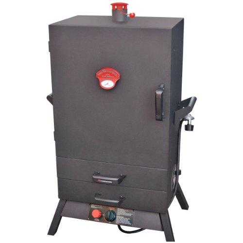 Wide-2-drawer-38-inch-Vertical-Gas-Smoker-from-Landmann