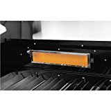 RoyalGourmet-Mirage-MG5001-R-5-Burner-Propane-Gas-Grill-with-Infrared-Burner-Stainless-Steel