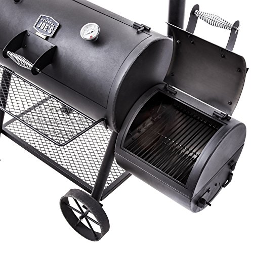 Oklahoma Joe S Highland Reverse Flow Smoker Barbecue