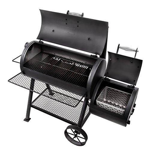 Oklahoma Joe S Highland Reverse Flow Smoker Barbecue Smokers And