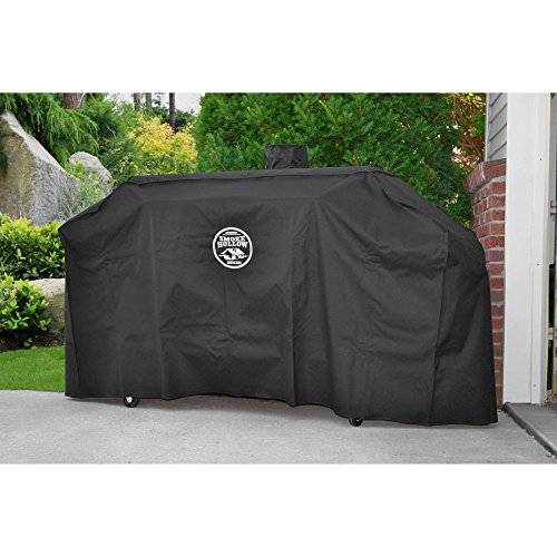 Smoke-Hollow-Heavy-Duty-Water-Resistant-UV-Protected-Canvas-Grill-Cover