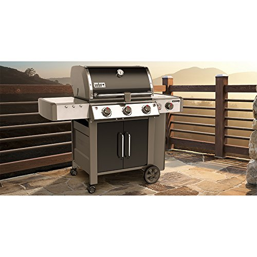 Weber Genesis Ii Lx E 340 Natural Gas Grill Barbecue