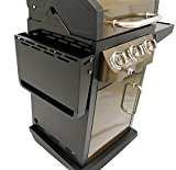 Dyna-Glo-DGB390SNP-D-Smart-Space-Living-36000-BTU-3-Burner-LP-Gas-Grill