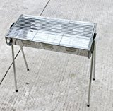 Eight24hours-Foldable-Shish-Kabob-Barbecue-Charcoal-Grill-BBQ-Kabab-Shashlyk-Stainless-Steel
