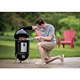 Weber-711001-Smokey-Mountain-Cooker-14-Inch-Charcoal-Smoker-Black