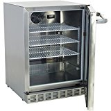 Bull-24-inch-56-Cu-Ft-Built-in-Freestanding-Outdoor-Stainless-Steel-Compact-Refrigerator-13700