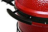 Kamado-Joe-KJ23RH-Classic-Joe-Grill-18-Red